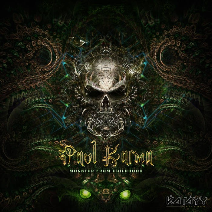 Katayy Records - PAUL KARMA - Monster From Childhood