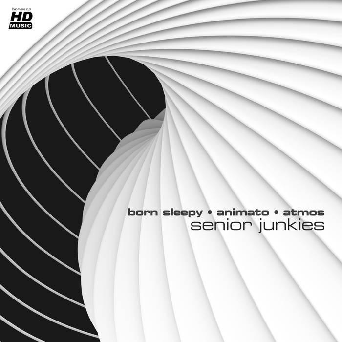 Iboga Records - ANIMATO, ATMOS, BORN SLEEPY - Senior Junkies