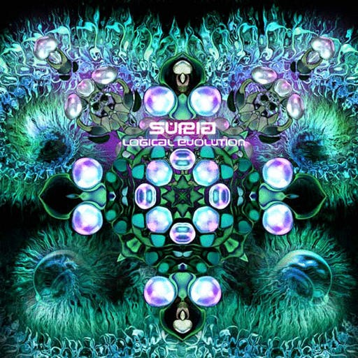Crystal Matrix Records - SURIA - Logical Evolution