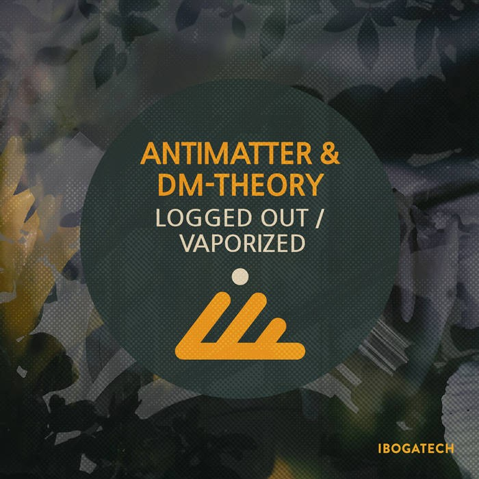 IBOGATECH - DM-THEORY, ANTIMATTER - Logged out / Vaporized