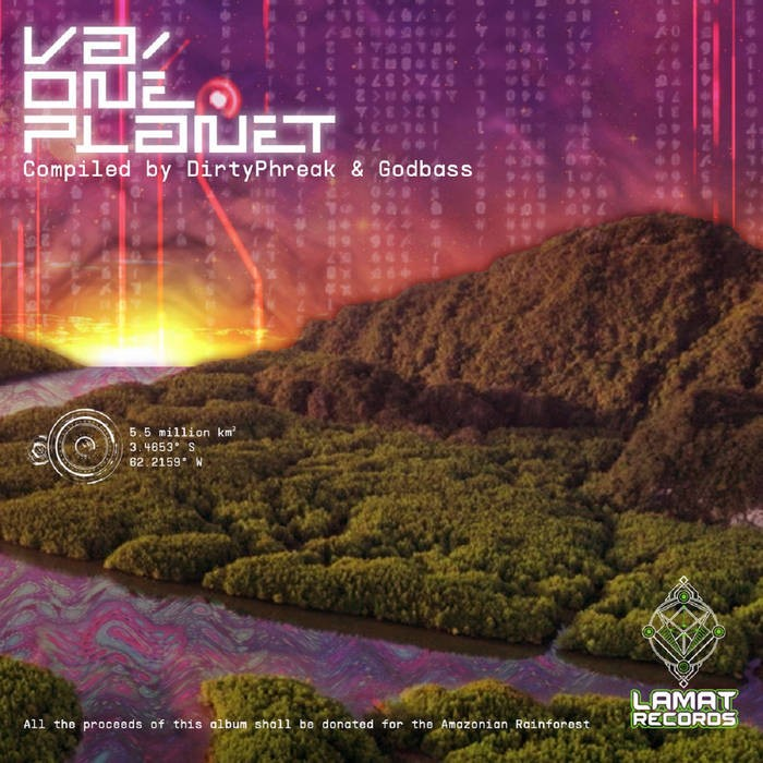 Lamat Records - .Various - One Planet