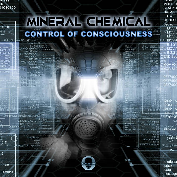 Hi-Trip Records - MINERAL CHEMICAL - Control Of Consciousness