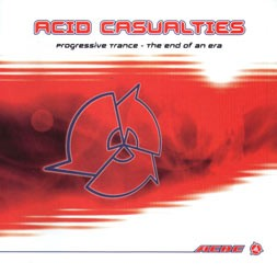 Acdc Records - .Various - progressive trance - the end of an era