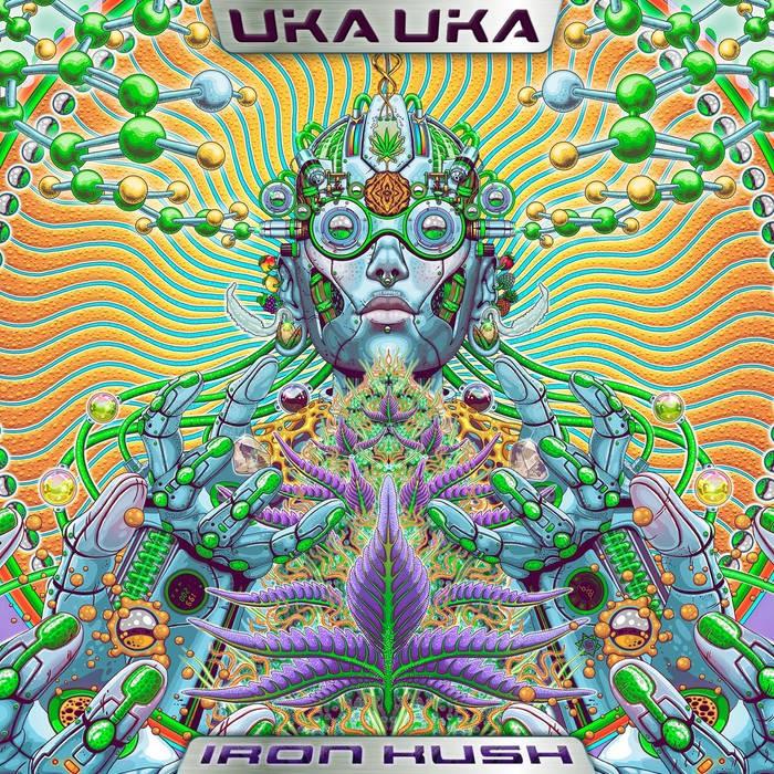Sangoma Records - UKAUKA - Iron Kush