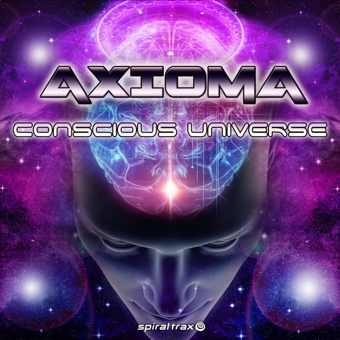 Spiral Trax Records - AXIOMA - Conscious Universe