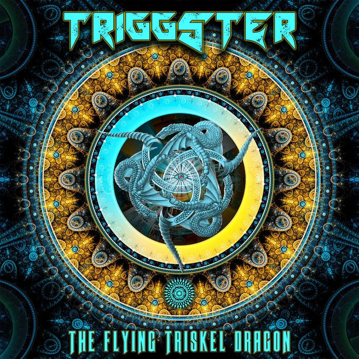 Sun Department Records - TRIGGSTER - THE FLYING TRISKEL DRAGON