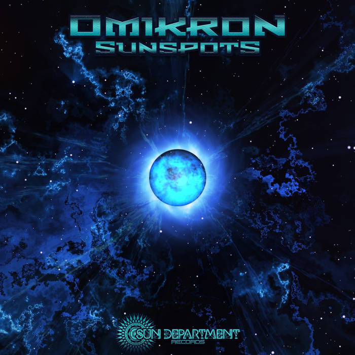Sun Department Records - OMIKRON (GER) - SUNSPOTS