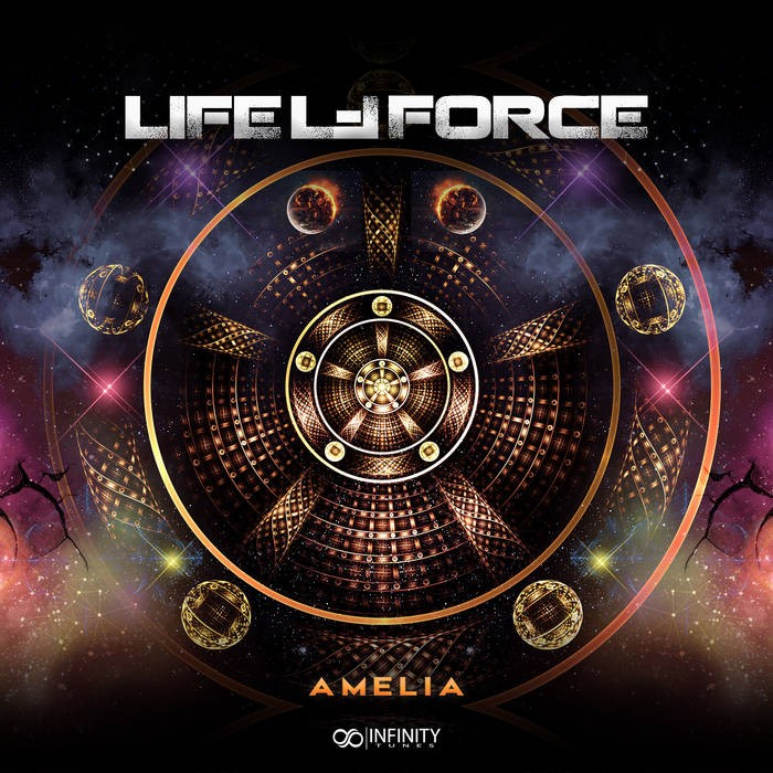 Infinity Tunes Records - LIFE FORCE - Amelia