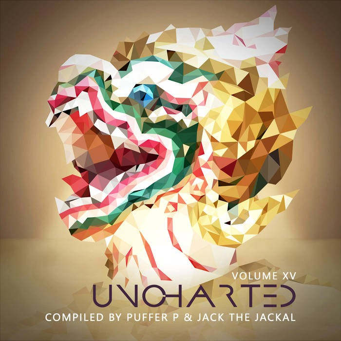 Dacru Records - .Various - Uncharted Vol.15 compiled by Puffer P & Jack The Jackal