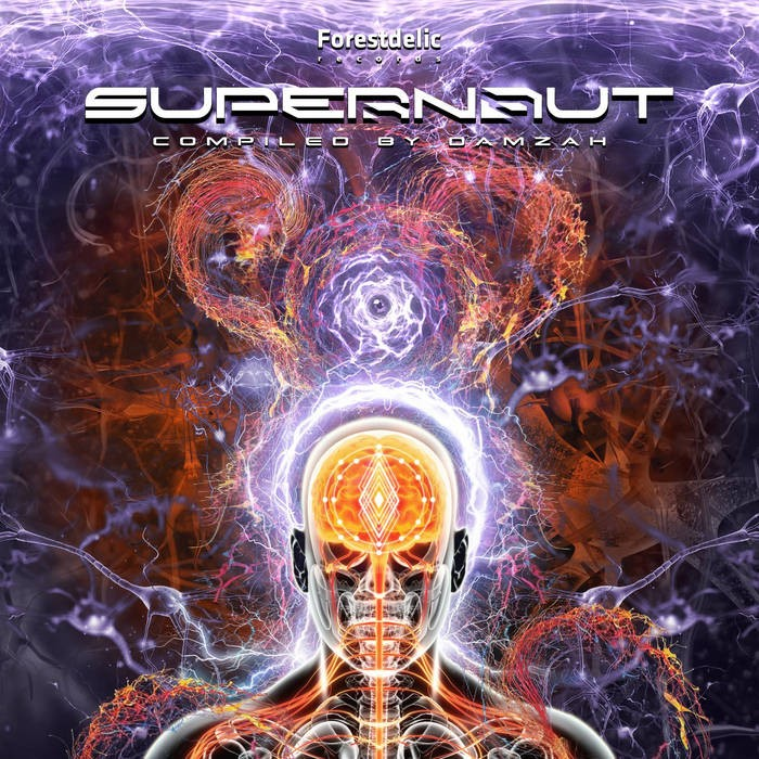 Forestdelic Records - .Various - Supernaut