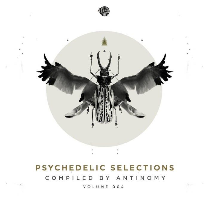 Iboga Records - ANTINOMY - Psychedelic Selections by Antinomy