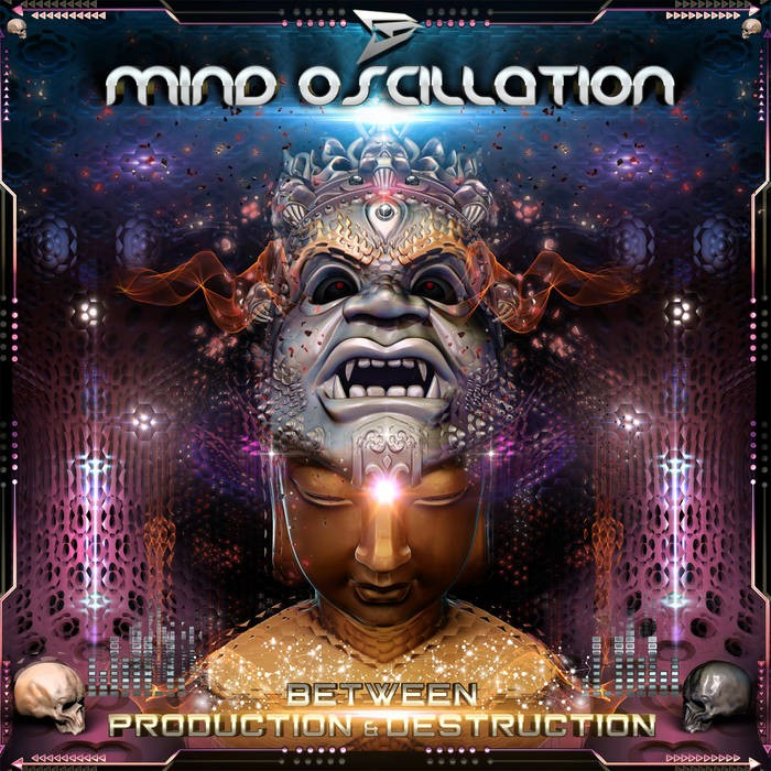 Deviant Force Records - MIND OSCILLATION - Between Production & Destruction