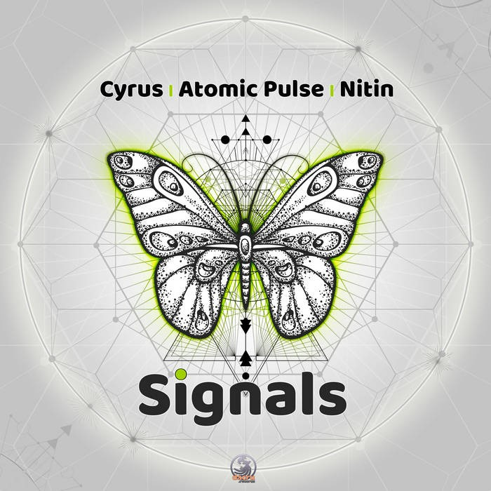 Dacru Records - CYRUS, ATOMIC PULSE, NITIN - Signals