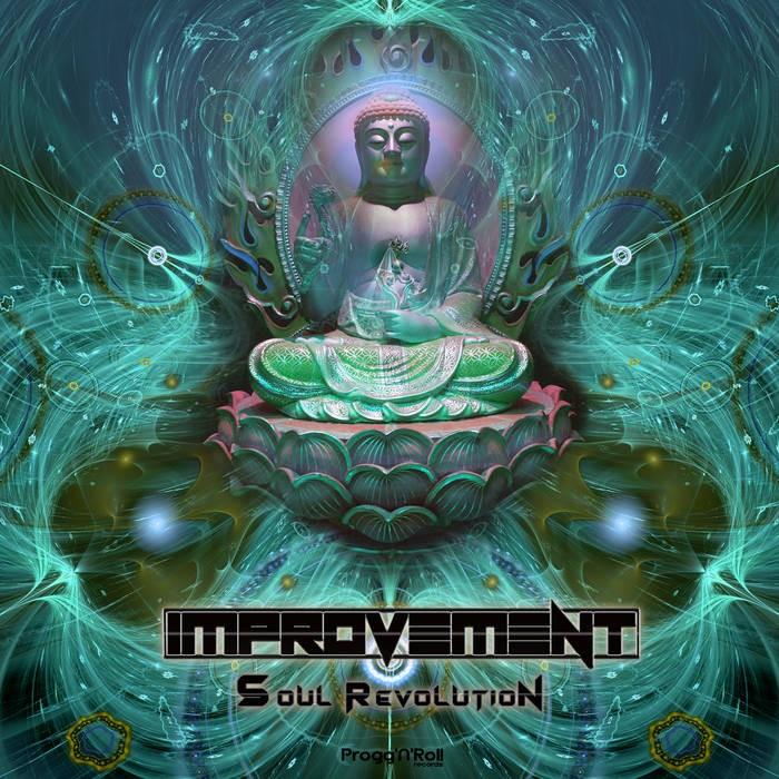 ProggNRoll Records - IMPROVEMENT - Soul Revolution