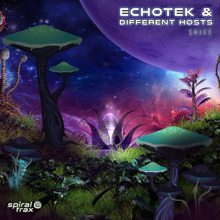 Spiral Trax Records - ECHOTEK, DIFFERENT HOSTS - Shift