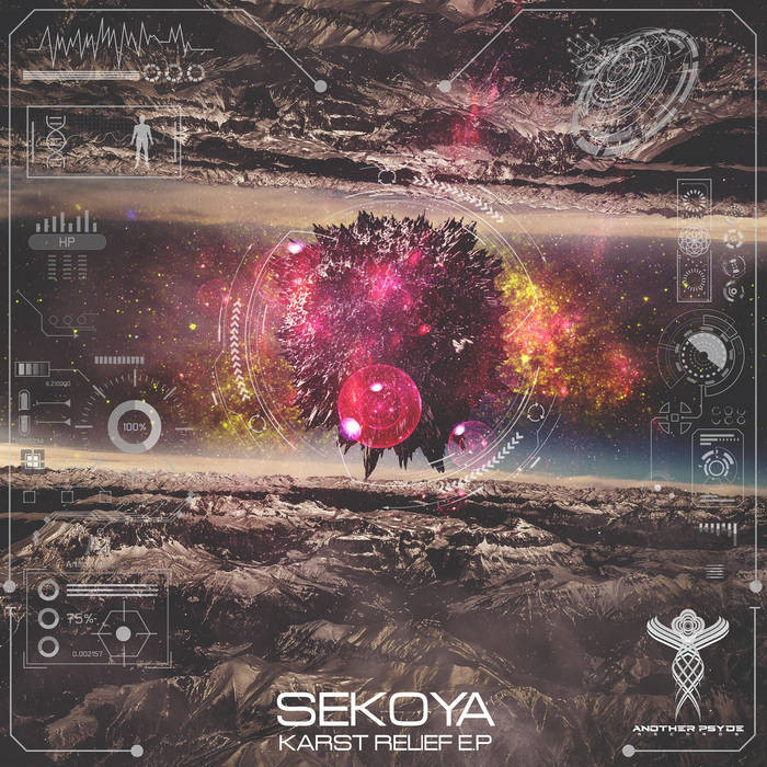 Another Psyde Records - SEKOYA - Karst Relief