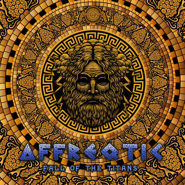 Sun Department Records - AFFREQTIC - FALL OF THE TITANS