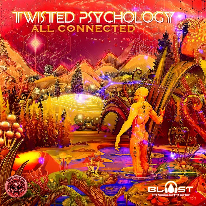 Blackout Records - TWISTED PSYCHOLOGY - All Connected
