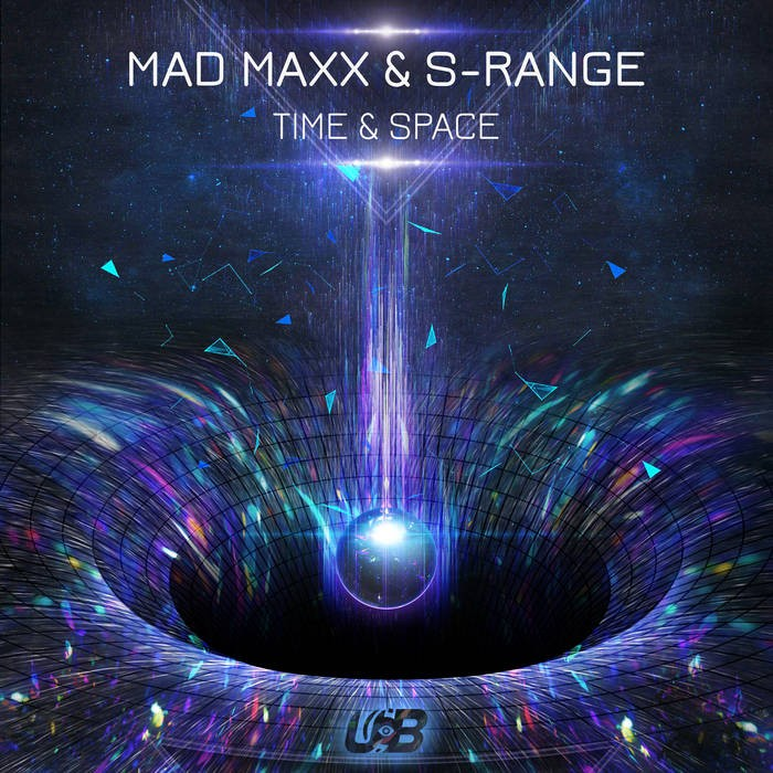 United Beats Records - MAD MAXX, S-RANGE - Time & Space