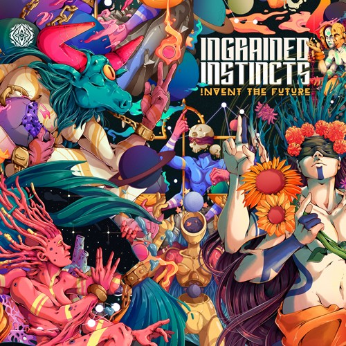 Sangoma Records - INGRAINED INSTINCTS - Invent the Future