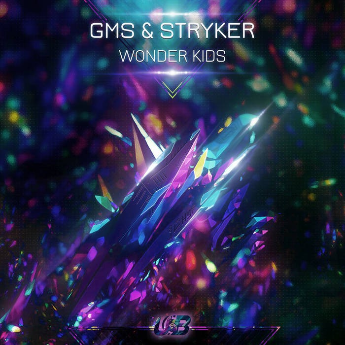 United Beats Records - GMS, STRYKER - Wonder Kids