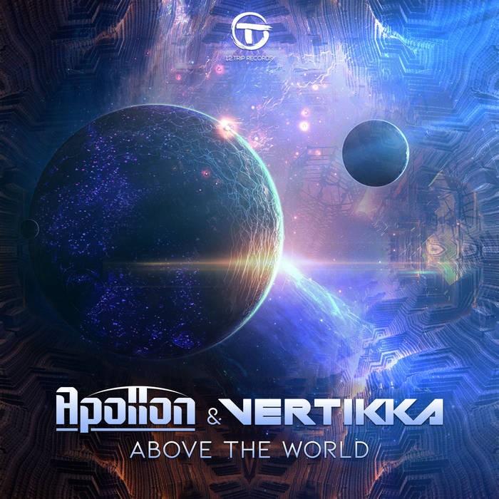 1.2. Trip Records - APOLLON, VERTIKKA - Above The World