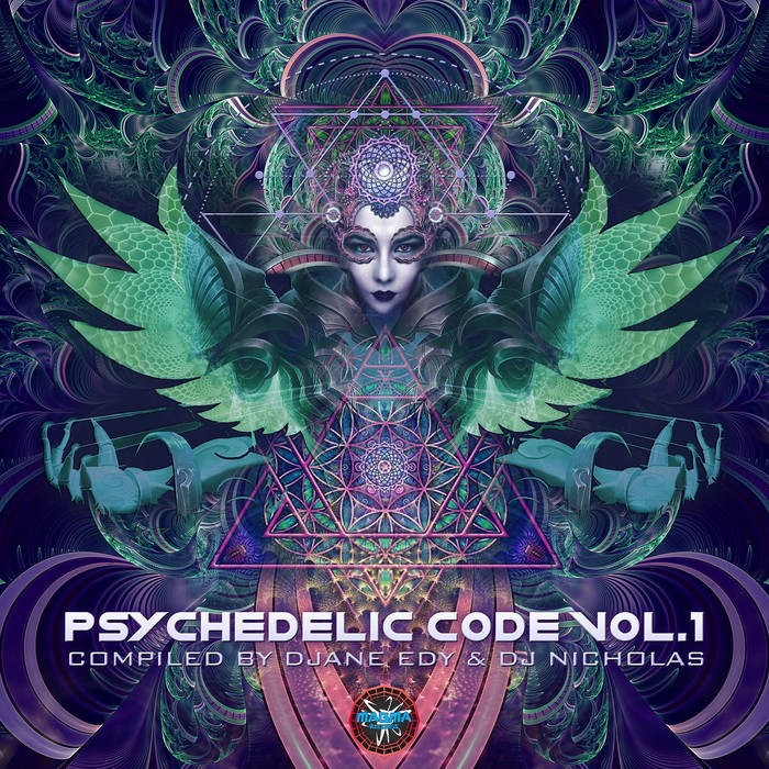 Magma Records - .Various - Psychedelic Code Vol. 1