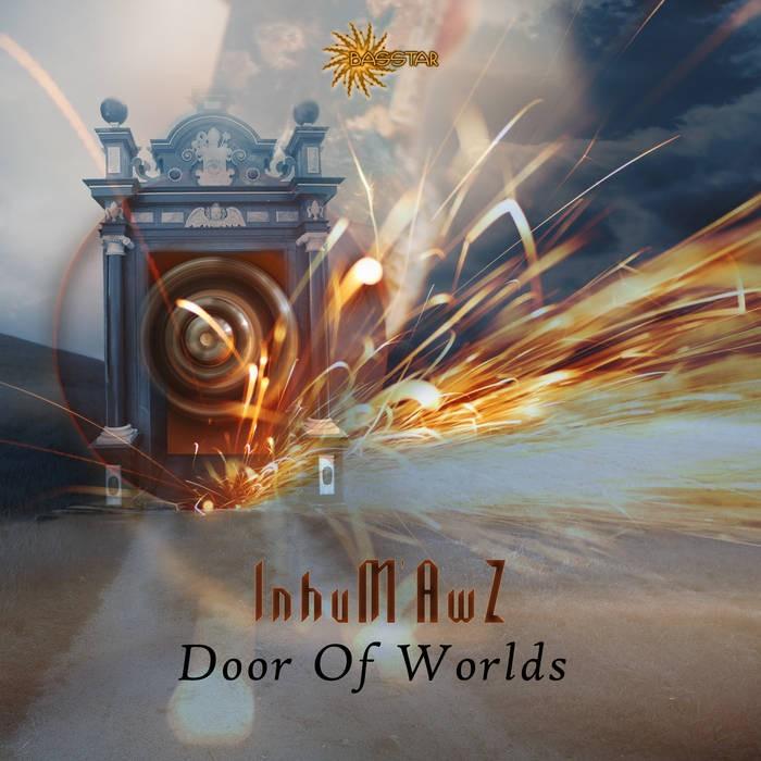 Bass-Star Records - INHUM AWZ - Door Of Worlds