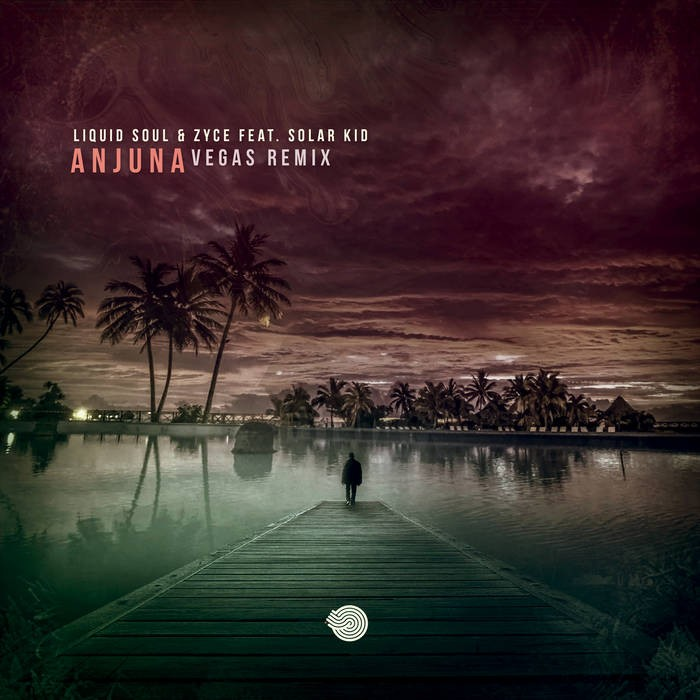 Iboga Records - LIQUID SOUL, ZYCE - Anjuna
