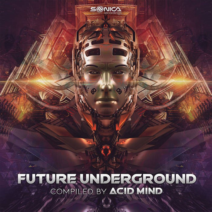 Sonica Recordings - .Various - Future Underground