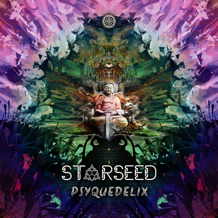 Antu Records - STARSEED - Psyquedelix