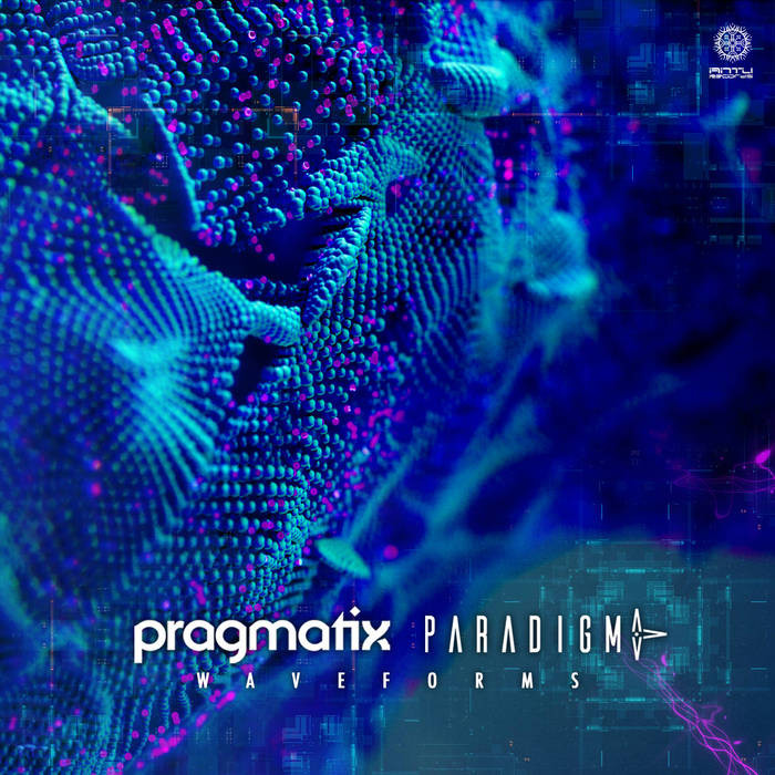 Antu Records - PRAGMATIX, PARADIGMA - Waveforms
