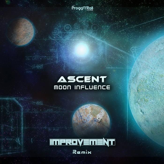 ProggNRoll Records - ASCENT - Moon Influence