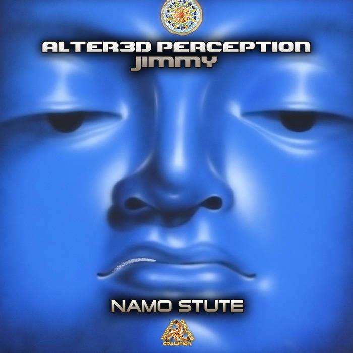 Digital Drugs Coalition - ALTER3D PERCEPTION, JIMMY - Namo Stute