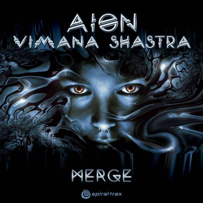 Spiral Trax Records - AION, VIMANA SHASTRA - Merge