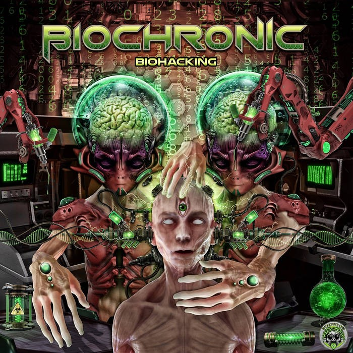 Blackout Records - BIOCHRONIC - Biohacking