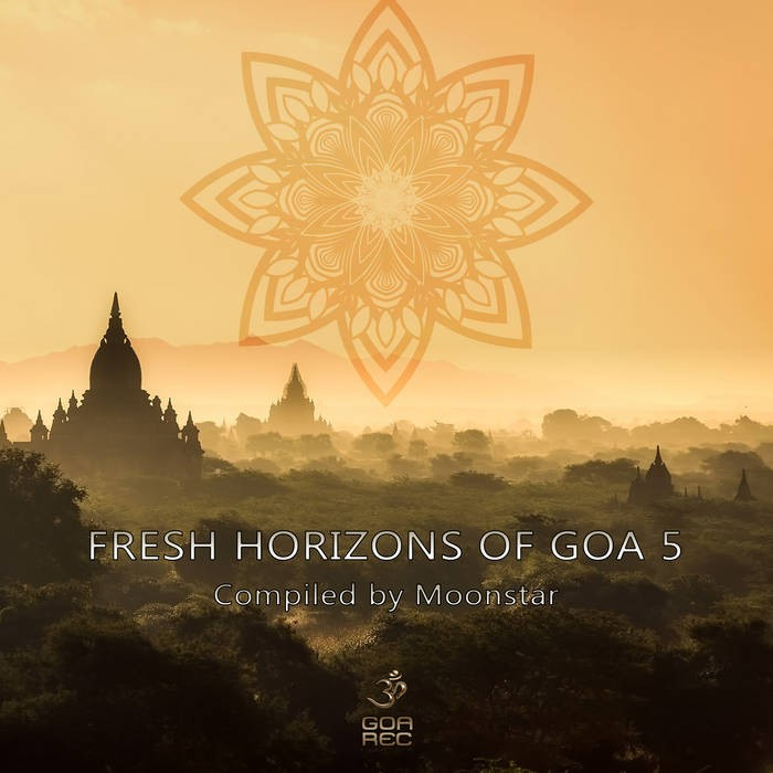 Goa Records - .Various - Fresh Horizons Of Goa Vol. 5 compiled by Moonstar