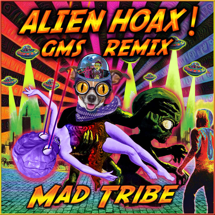 United Beats Records - MAD TRIBE - Alien Hoax