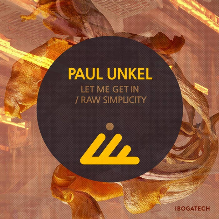 IBOGATECH - PAUL UNKEL - Let Me Get in / Raw Simplicity