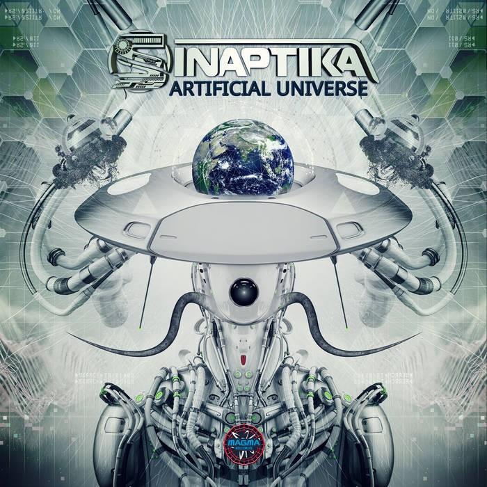 Magma Records - SINAPTIKA - Artificial Universe