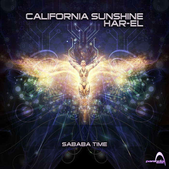 Parabola Music - CALIFORNIA SHUNSHINE / HAR-EL - Sababa Time