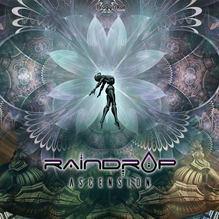 ProggNRoll Records - RAINDROP - Ascension