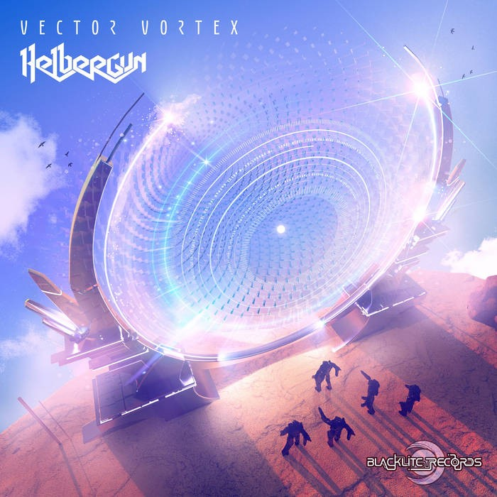 Blacklite Records - HELBER GUN - Vector Vortex