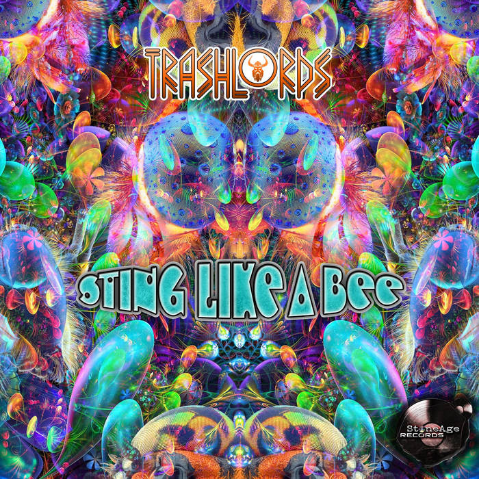 Stone Age Records - TRASHLORDS - Sting like a bee