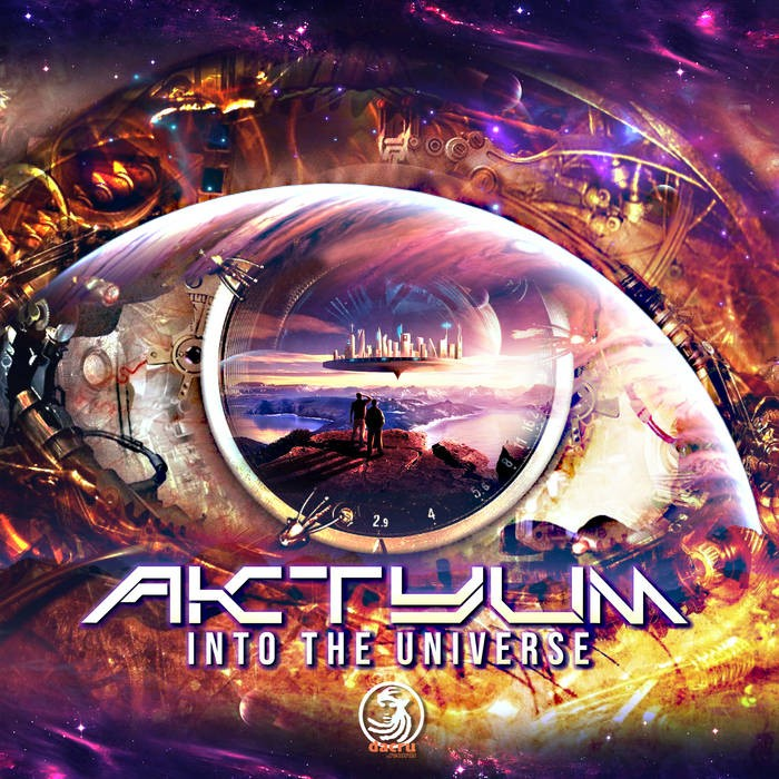 Dacru Records - AKTYUM - Into The Universe
