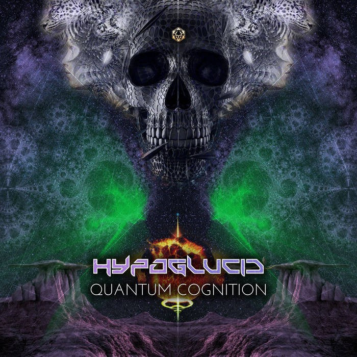 Maharetta Records - HYPOGLUCID - QUANTUM COGNITION
