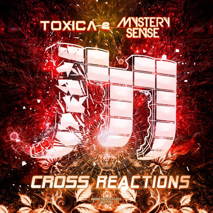 mainstage records - MYSTERY SENSE, TOXICA - CROSS REACTIONS