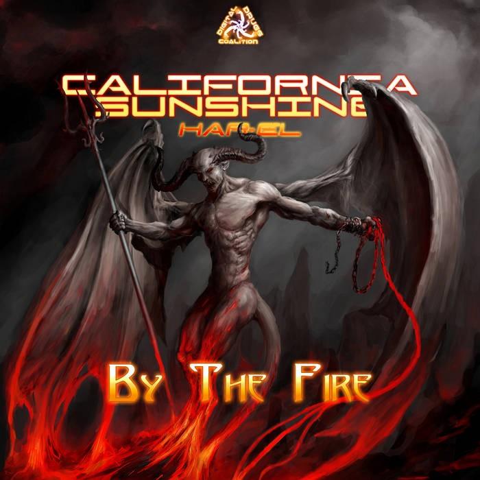 Digital Drugs Coalition - CALIFORNIA SHUNSHINE / HAR-EL - By The Fire