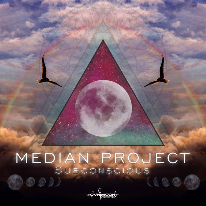 Ovnimoon Records - MEDIAN PROJECT - Subsconscious