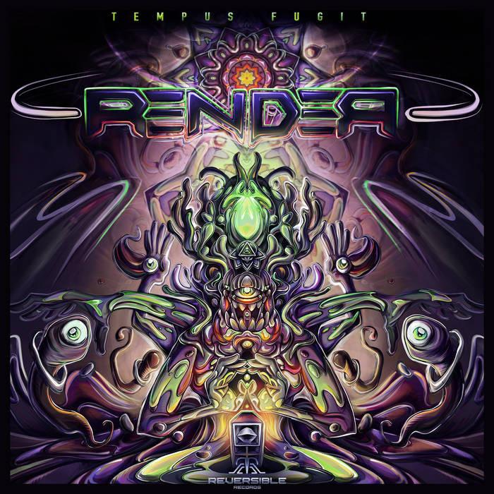 Reversible Records - RENDER - Tempus Fugit